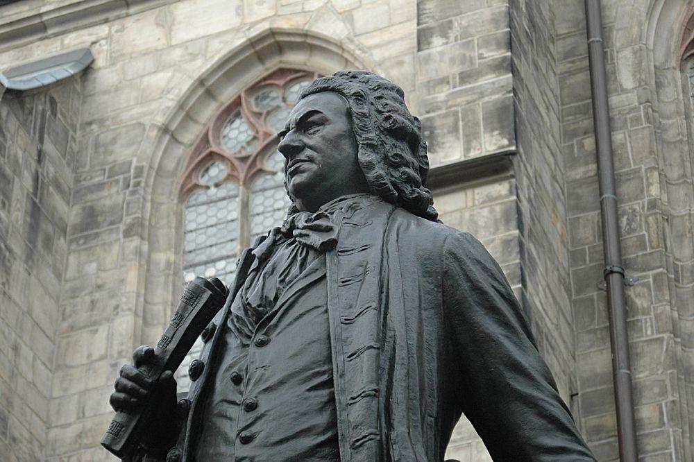 Bach, de muzikale duizendpoot