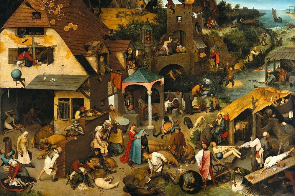 Bruegel een korte schets