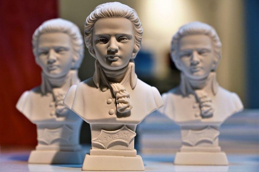 Een wonderkind, genaamd Mozart