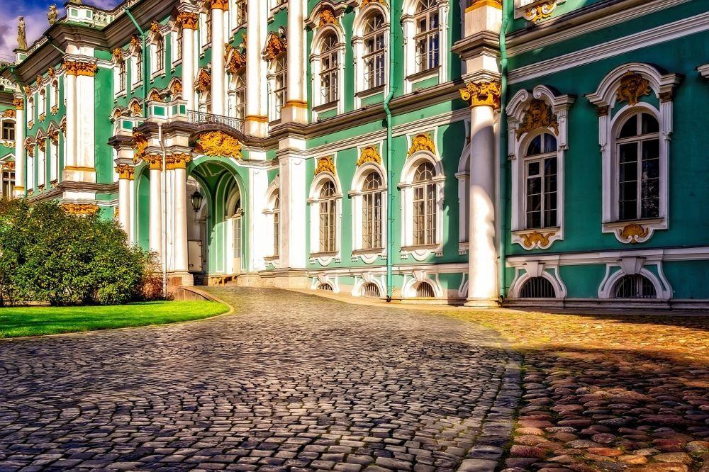 Historische sites met prachtige kunstverzamelinge