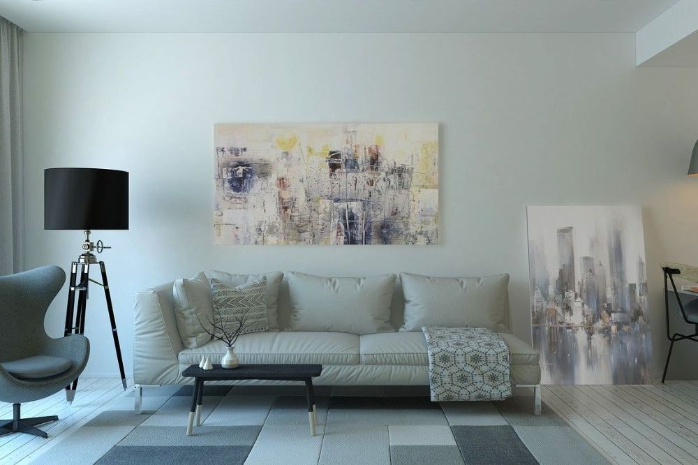 Kun je een kunstwerk kopen voor in huis