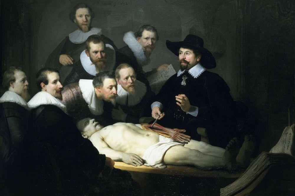 Rembrandt samengeva