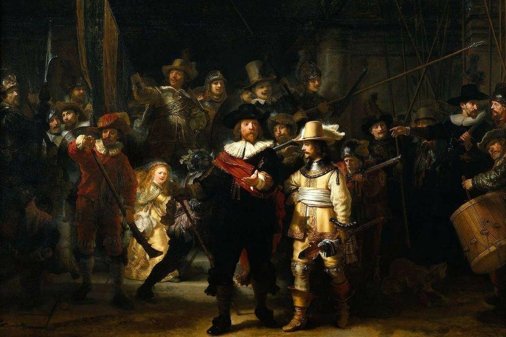 Rembrandt samengevat