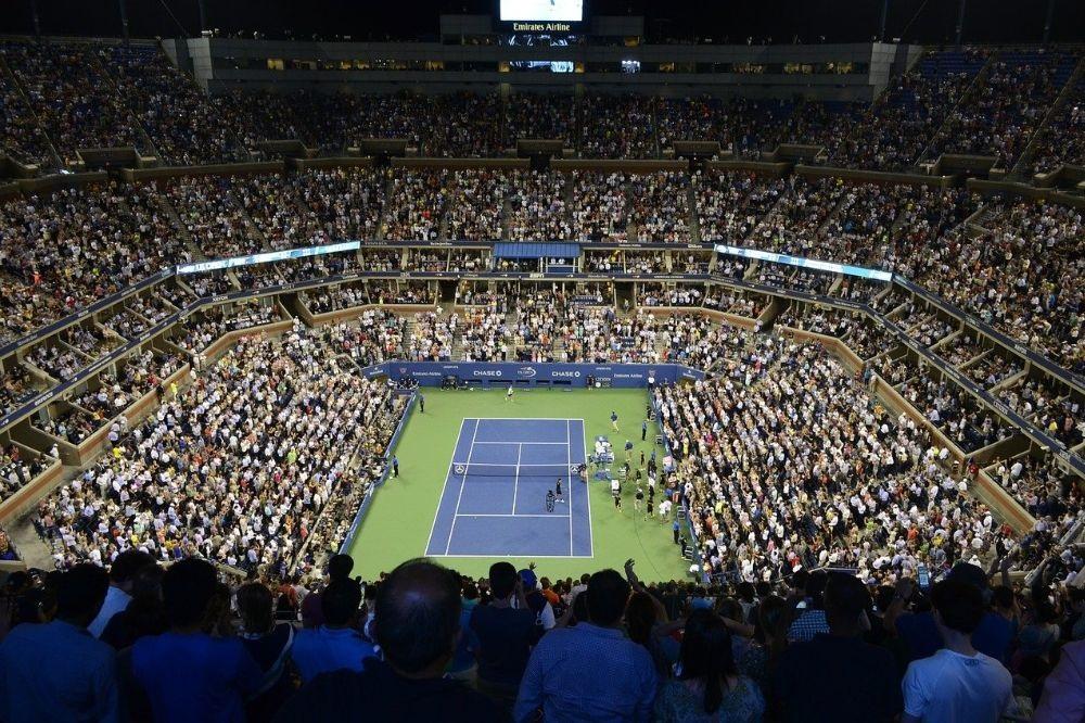 Tennis op radio en T