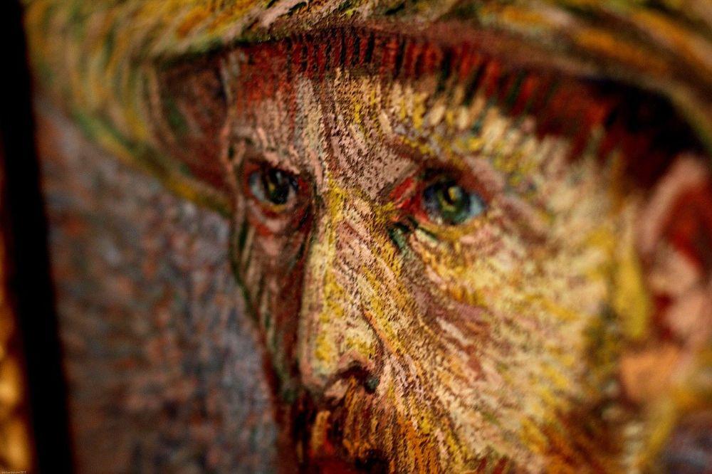 Vincent Van Gogh kort door de bocht